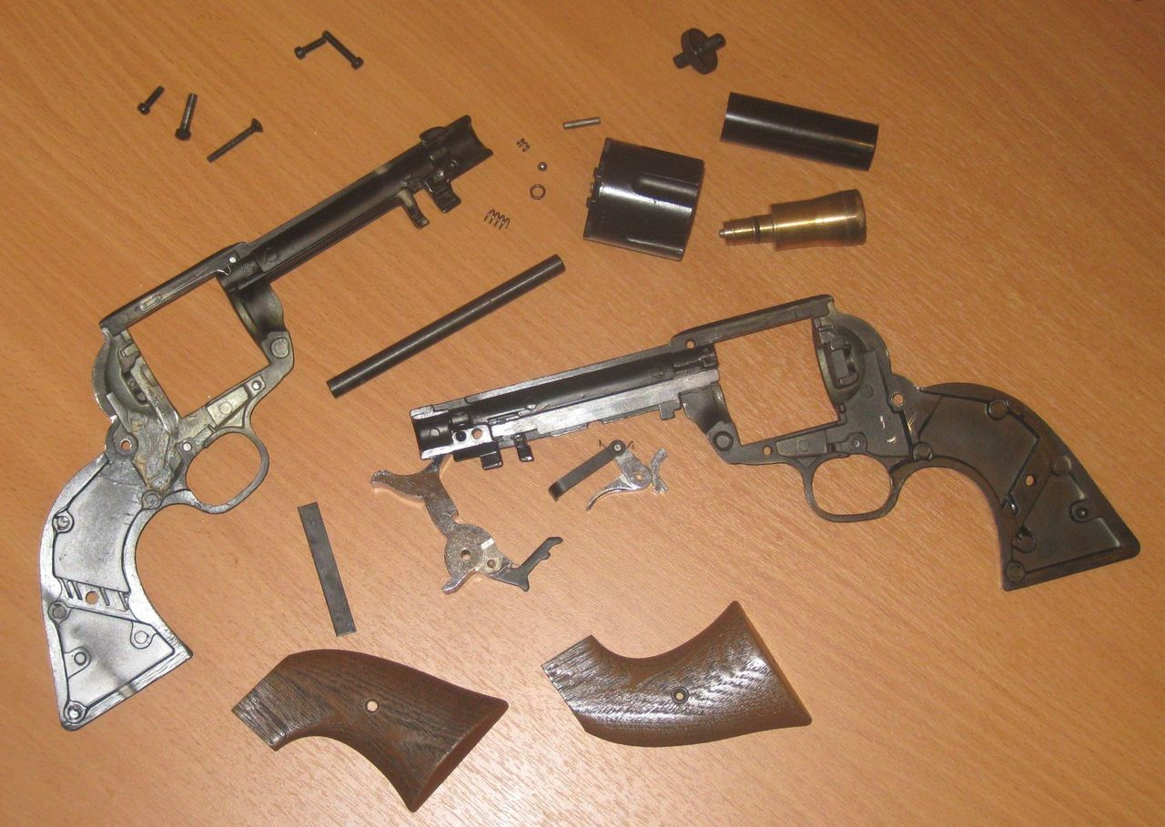 Пистолетик своими руками