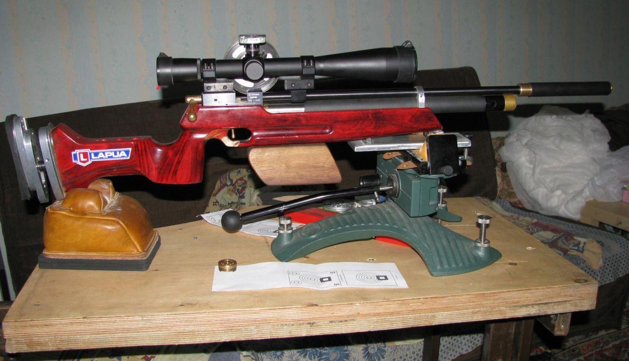 Дистанции пристрелки пневматической винтовки для охоты