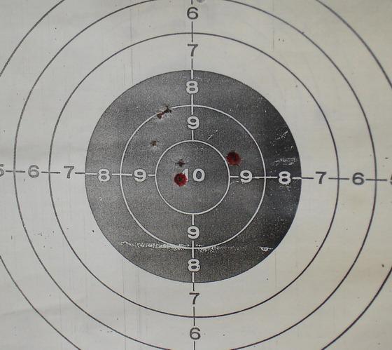 Как сделать так чтобы пули в кс го летели в точку