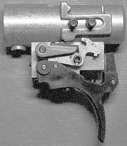 Спусковой механизм Diana T-05 (схема, сборка/разборка, кинематика) .