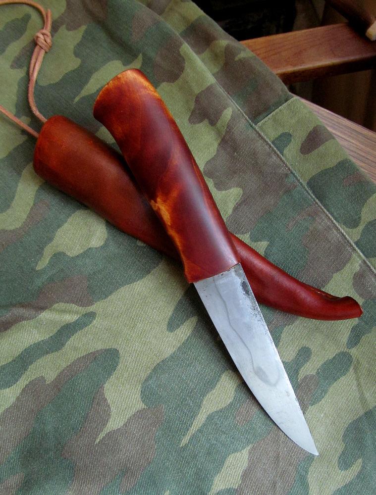 рисунок на обухе ножа надфилем время беременности могут