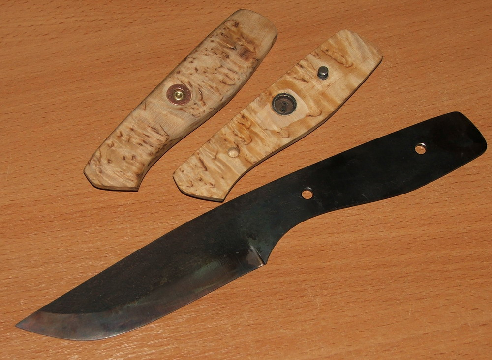 Нож из сверла своими руками в домашних условиях