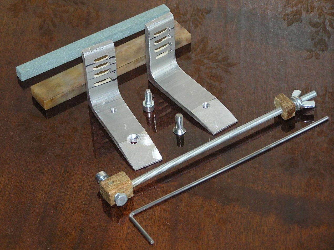Магниты для точилка для ножей  чертеж 45
