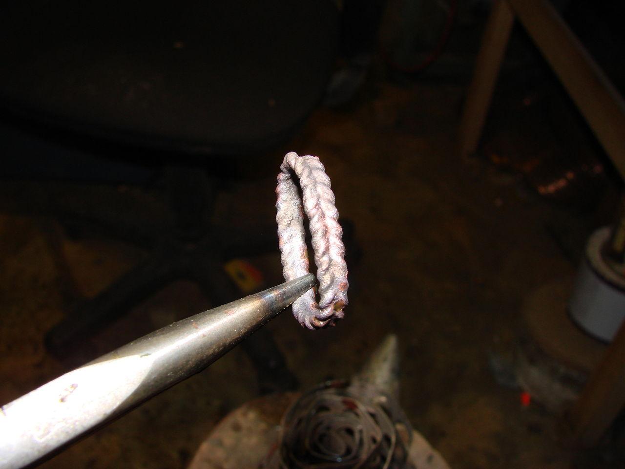Как запаять серебро в домашних условиях