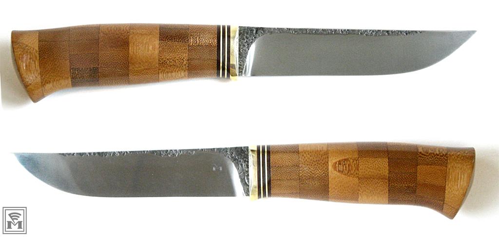 Как сделать рукоятку для охотничьих ножей