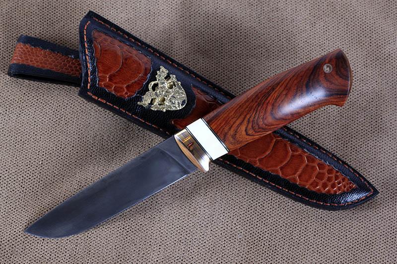 Ручка ножа в домашних условиях