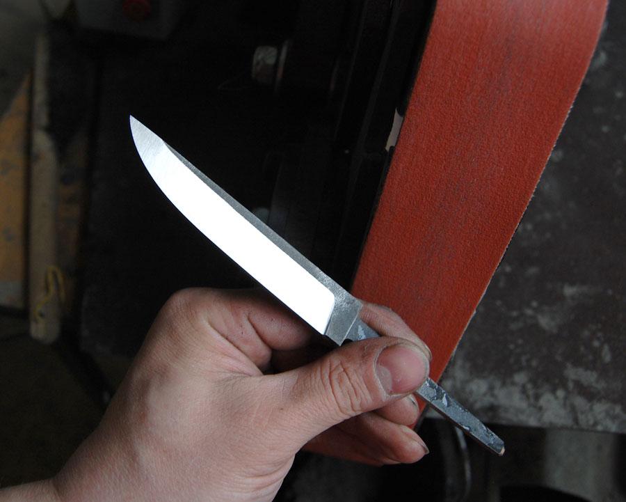 время она спуски ножей своими руками фото огородники