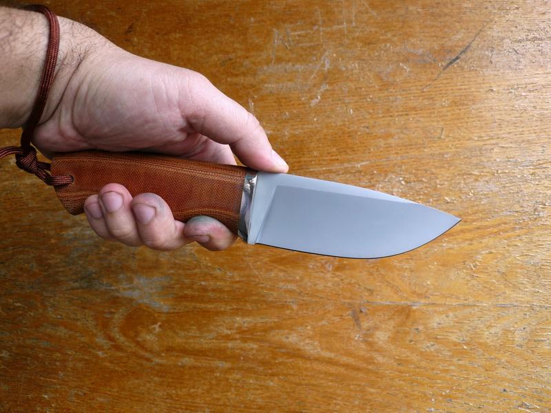 Металл для ножа в домашних условиях 206