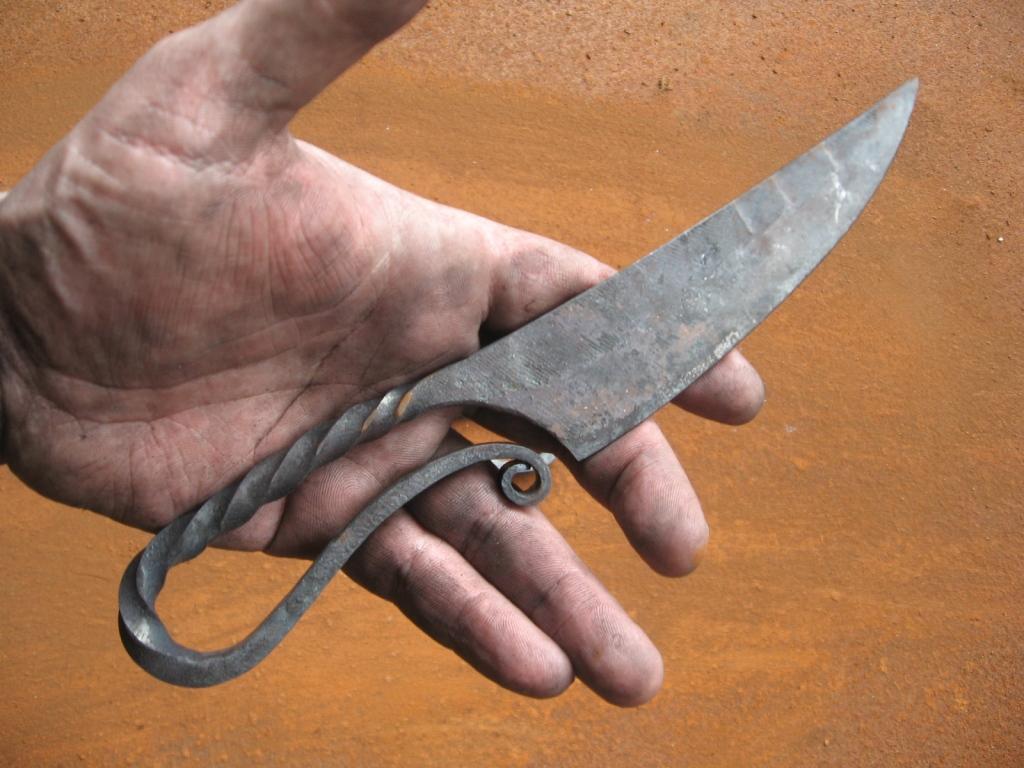 Ножи закаливание в домашних условиях