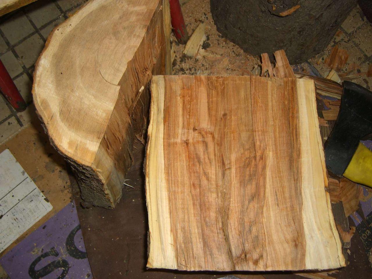 Сушим древесину в домашних условиях