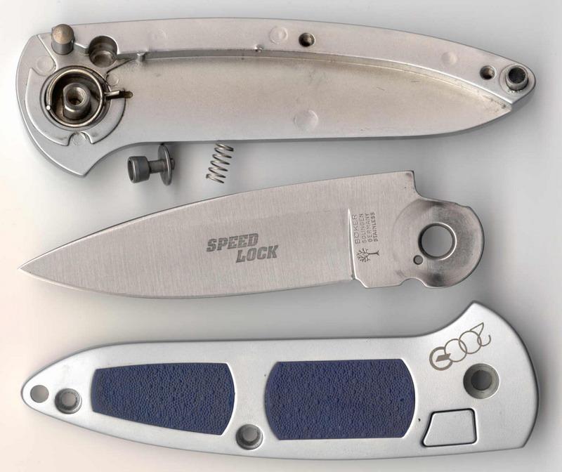 Как сделать выкидной нож