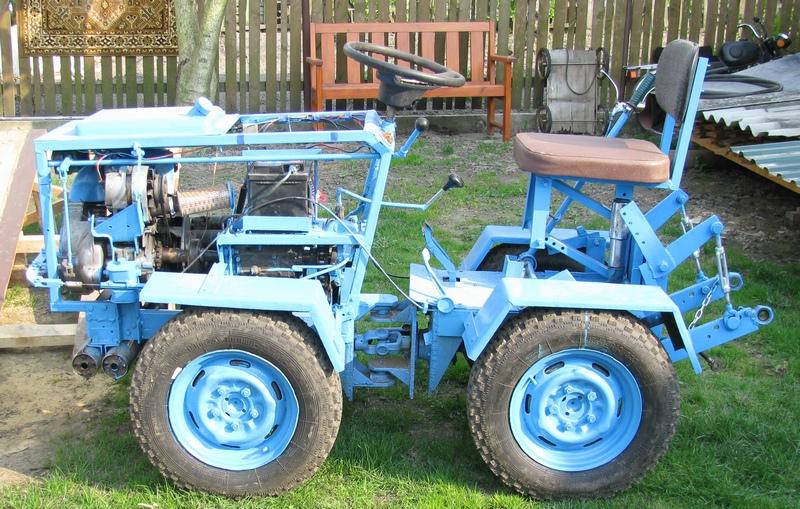 Мини трактора из фото