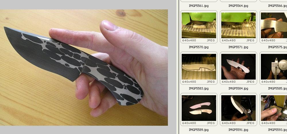 Технология изготовления ножа своими руками 74