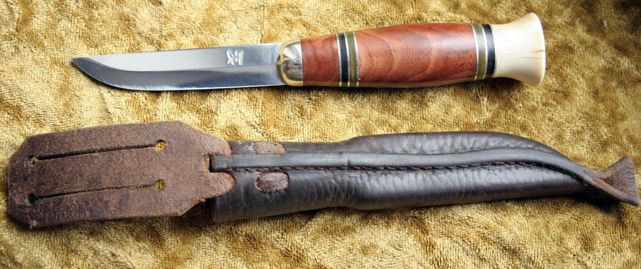 манкой кефирном ножны для финского ножа фото денег