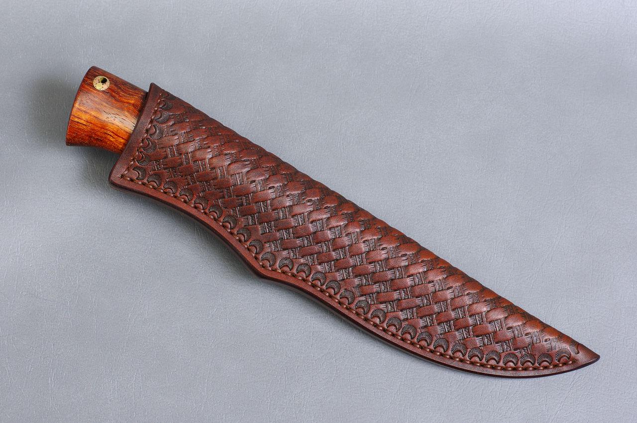 Изготовление рукоятки ножа из рога своими руками