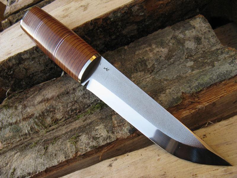 может фото как сделать ручку для ножа характеристиками отличается