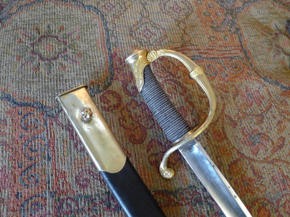 Сделать для меча ножны своими руками