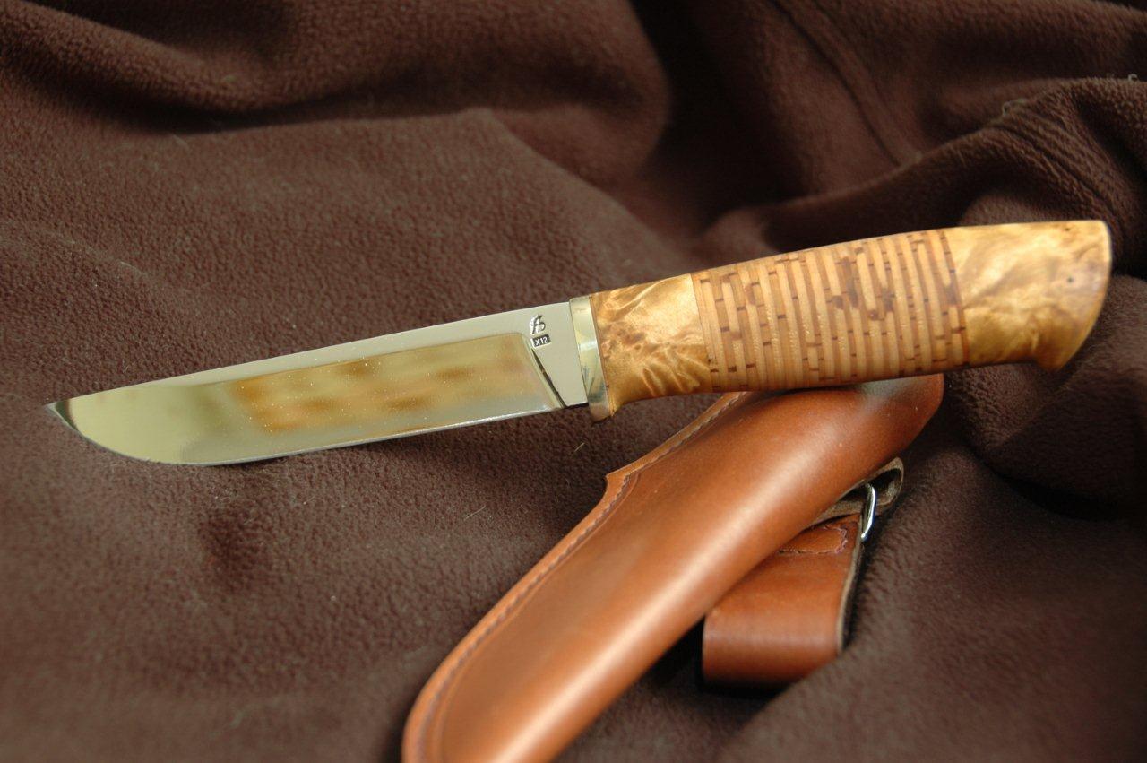 сумма фото рукояти ножа с калины примерный