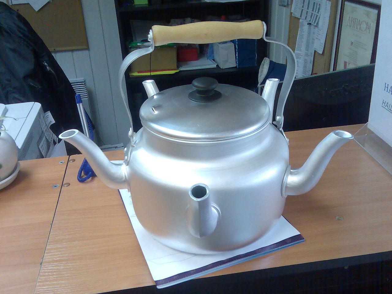 Смешные фото чайника