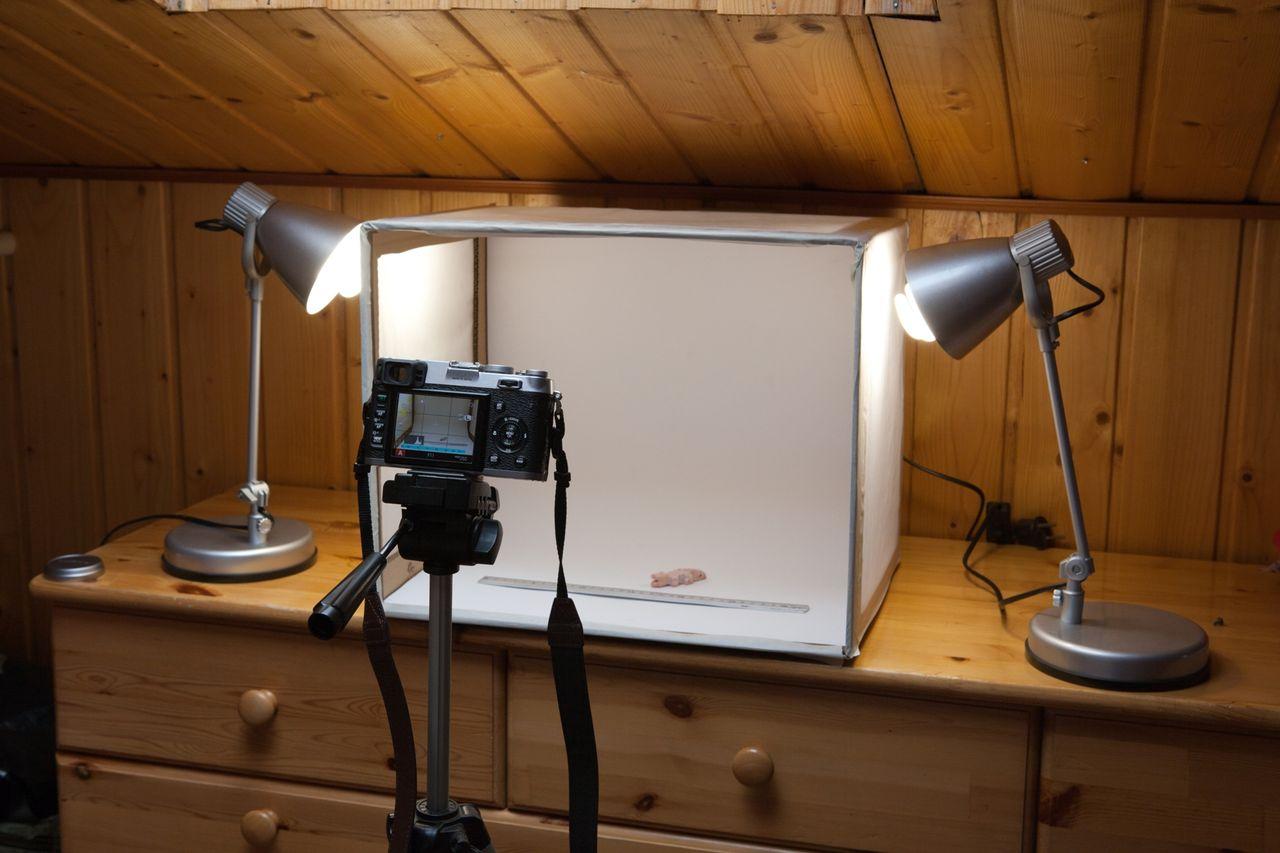 Как сделать освещение для съемок
