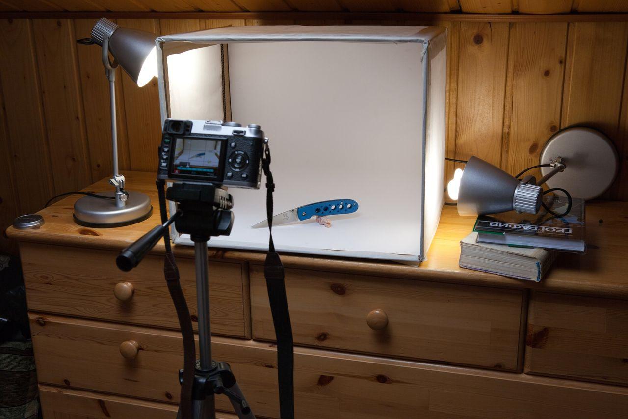 Как выбрать место для съёмки