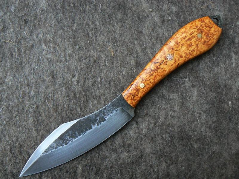 Рисунки на ножах самодельно