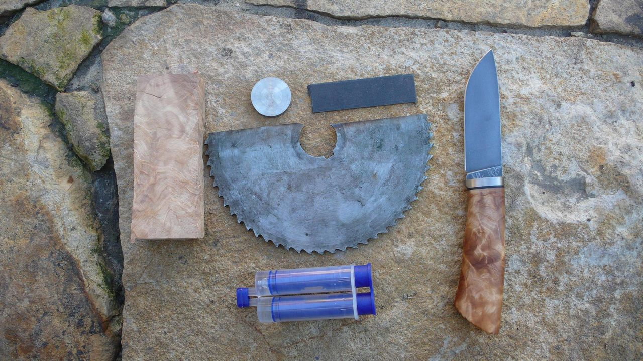 Нож из р6м5 фото 112