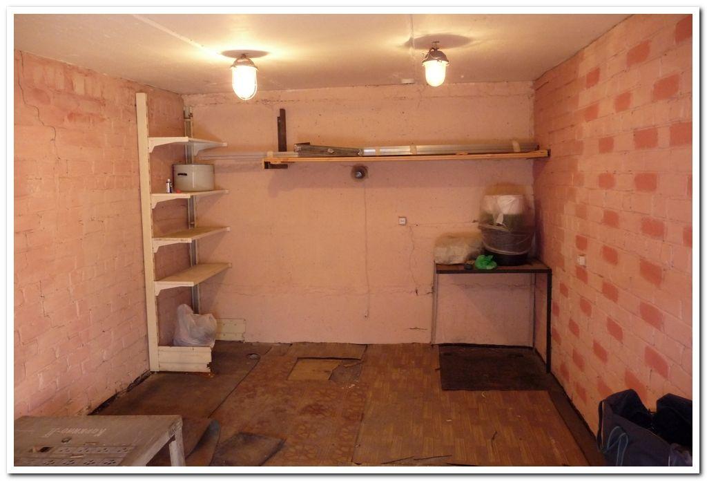 Комната отдыха в гараже 3х6 своими руками