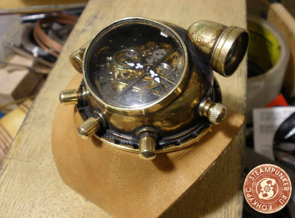 часы наручные своими руками фото индуистской