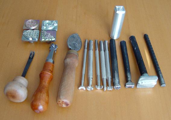 Как сделать инструмент для кожи