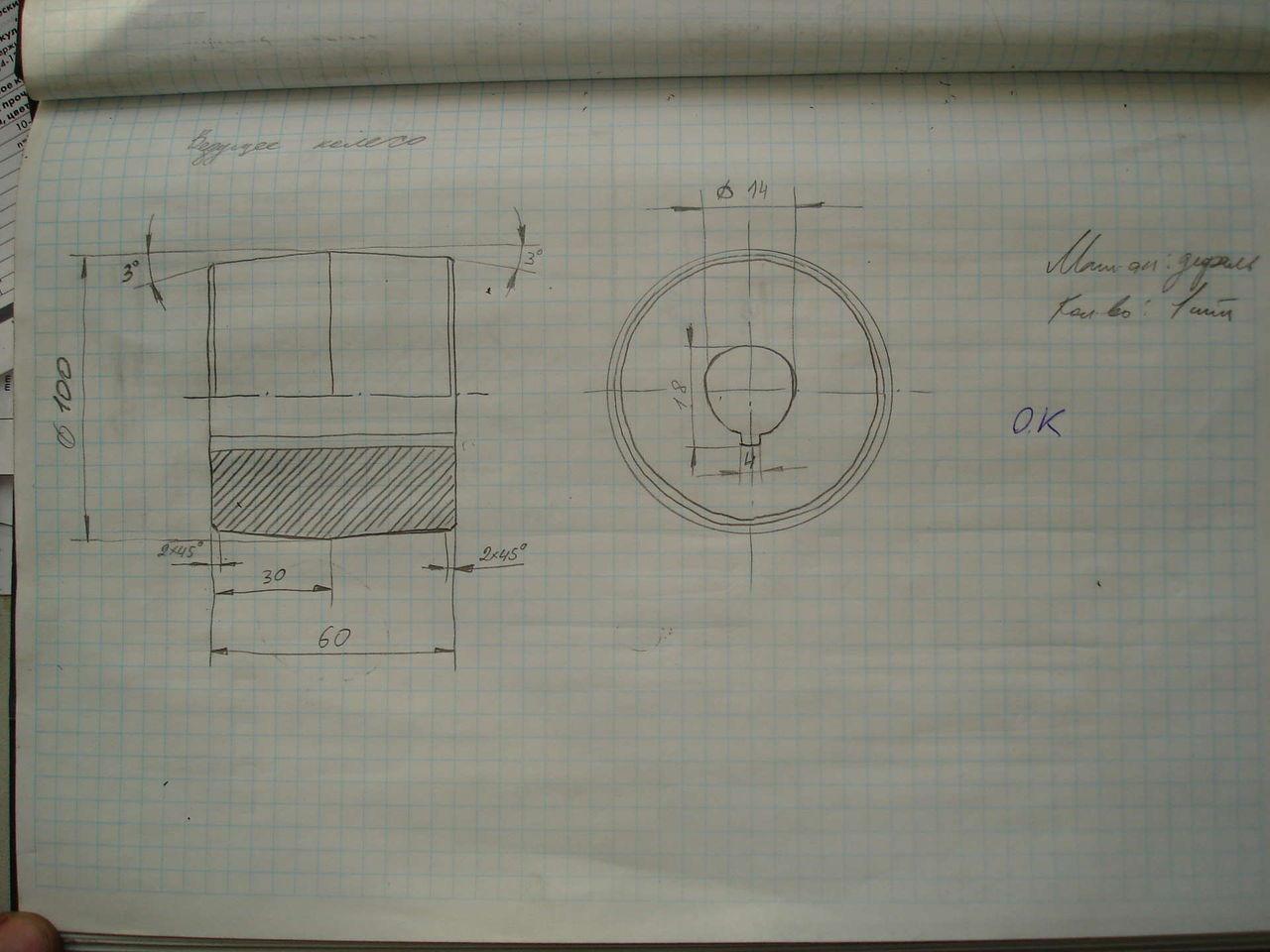 Чертежи для изготовления гриндера своими руками чертежи