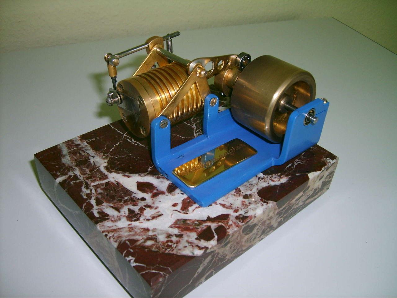 Двигатель вакуумный своими руками 687