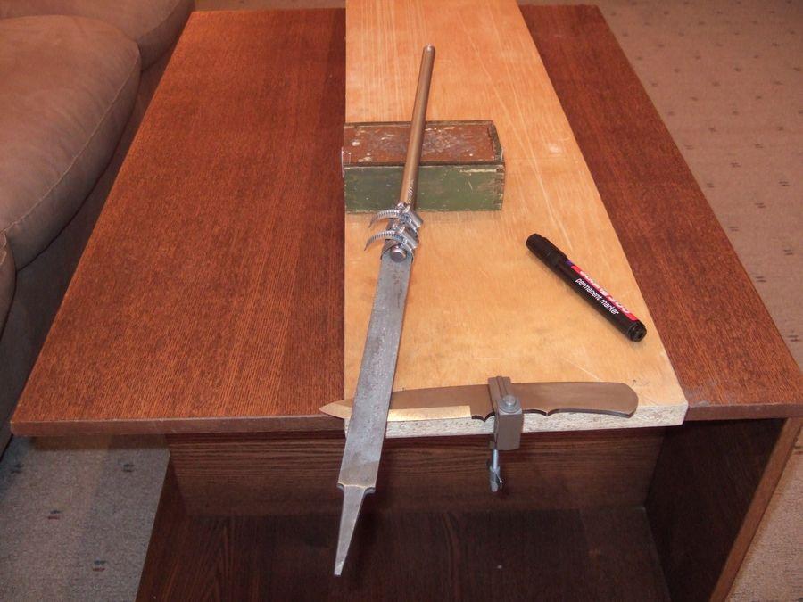 Все для изготовления ножей своими руками 76