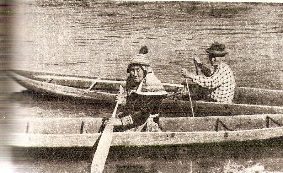 удэгейская лодка