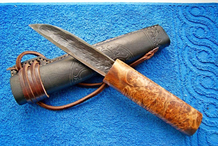 Нож якут как сделать