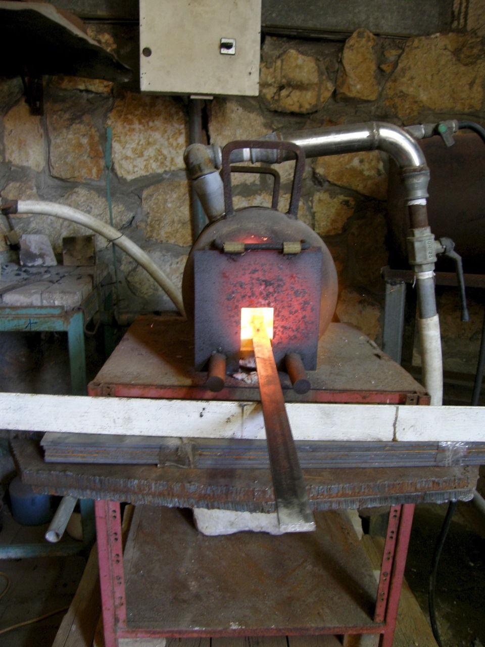 Печи для плавки цветного металла своими руками 86