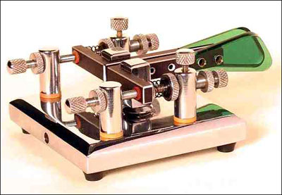 Телеграфный ключ своими руками