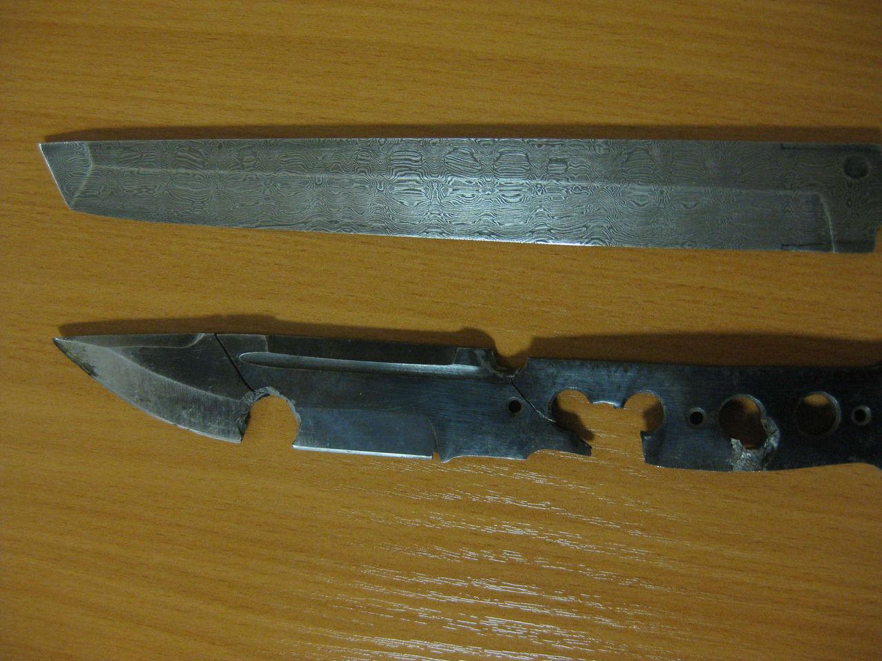 Как легко и просто изготовить метательный нож? 99