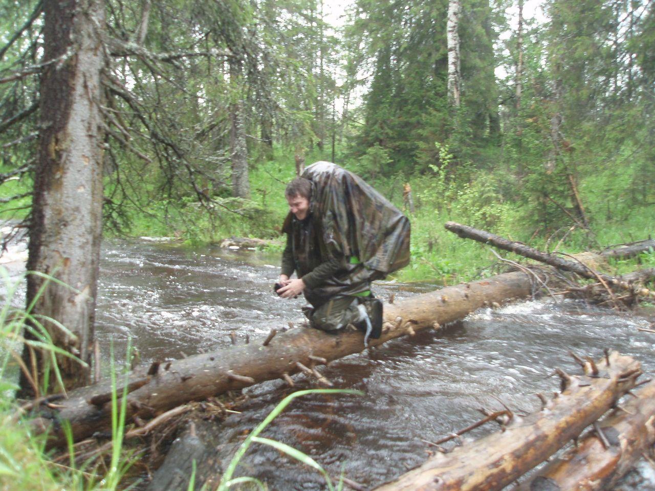 рыбалка на уральских горах