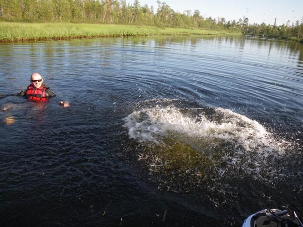 отчет о рыбалке сплаве на кольском